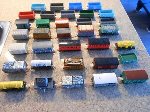 34 Thomas & Friends Trackmaster Train Cars Nice Condition