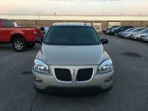 2008 Pontiac Montana. CERTIFIED, E TESTED, WARRANTY.