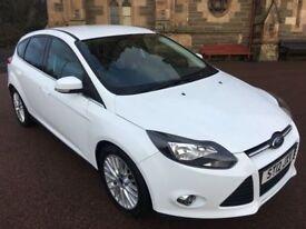 2012 Ford Focus Zetec 1.6 TDCI, £20 a year road tax, excellent fuel economy