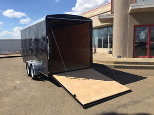 2016 TNT 16ft Enclosed Trailer w/Extended Height $7999 Edmonton Edmonton Area image 7
