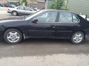 Reduced Nissan Altima