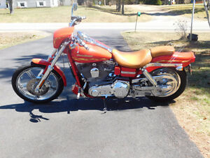 2001 Dyna Wide Glide Screeming Eagle