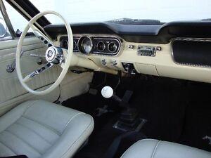 1964 1/2 Mustang convertable Edmonton Edmonton Area image 10