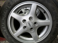 AWESOME DEAL!!  RIMS ONLY NO TIRES!!
