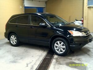 2011 Honda CR-V LX with 56,000km!! With summer and winter tires