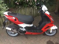 Peugeot speedfight3 50cc (air cooled) extremely low mileage