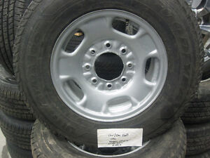 GMC or chev 8 bolt winter tires