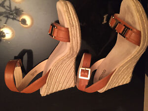 Michael Kors leather shoes