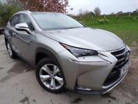 2015 Lexus Nx 300h 2.5 Premier 5dr CVT Heads Up! Adaptive Cruise! 5 door Est...