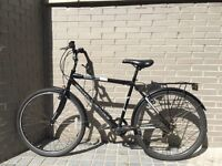 Challenge Crusade 700C Hybrid Bike - Men's bike
