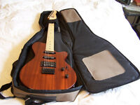 Godin Exit 22s with Case
