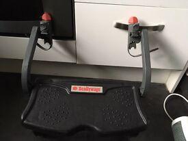 Scallywags buggyboard