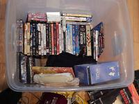 Random Blu-rays / DVDs