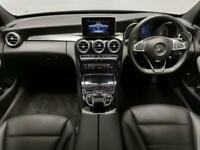 2014 Mercedes-Benz C Class C220 BlueTEC AMG Line 5dr Auto HEATED LEATHER - CRUIS
