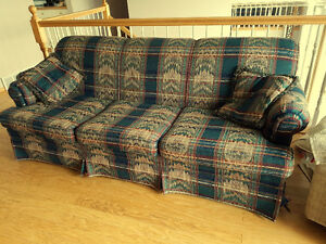 Reduced to Sell - Sofa and Loveseat