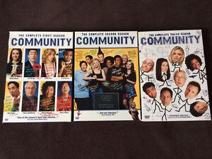 Community Seasons 1-3