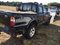 Ford ranger 4wd double cab spares or repair