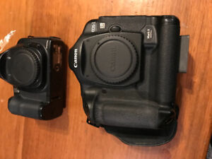 Canon EOS-1 DS MK11 and Canon EOS 10D
