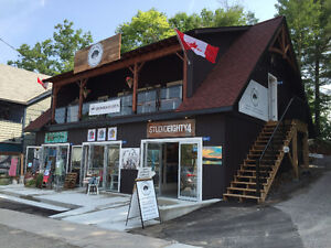 Port Carling Retail Space 2016