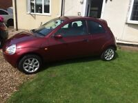Ford KA collection 2004