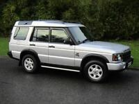 2004 Land Rover Discovery 2.5 Td5 Pursuit 5 Door Manual Diesel 4x4