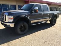 2009 FORD F-350 XLT LIFTED - ONLY 14995$!!