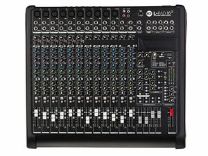 RCF L-PAD 16CX USB 16 CHANNEL MIXING CONSOLE WITH EFFECTS