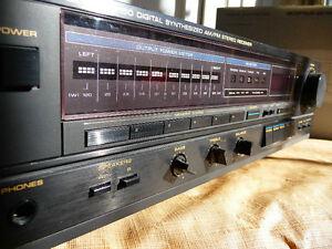 Ampli Récepteur vintage Réalistic STA 2150
