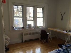 Room Available for Sublet in Mcgill Ghetto (Fully Furnished)