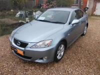 2007 Lexus IS 220d 2.2TD - Great Condition, Service History, Ice Blue Met.