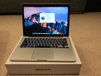 "MacBook Pro 13"" Retina Mid-2014, 2.6GHz i5, 8GB RAM, 128GB SSD. Excellent Condition."