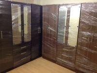 Wardrobe 6 door (fixed)