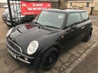 2002 MINI ONE, MOT OCTOBER, WARRANTY, NOT ASTRA FOCUS CLIO POLO FIESTA GOLF A3
