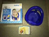 Safety 1st baby swivel bath seat