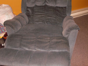 Large Reclining Chair.