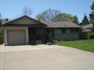 Tecumseh Area Ranch House for Rent