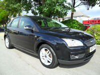 Ford Focus 1.6 2007 COMPLETE WITH M.O.T HPI CLEAR INC WARRANTY