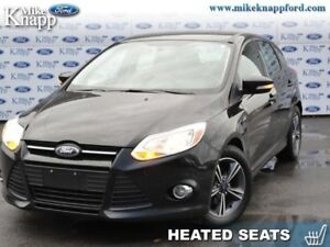 2014 Ford Focus SE  Heated Seats, Hatch