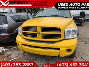 Parting Out Dodge Ram   New & Used Car Parts & Accessories