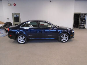 2008 AUDI A4 2.0T QUATTRO! S-LINE! LEATHER! SPECIAL ONLY $8,900!