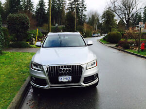 2013 Audi Q5 Quattro - 1 owner **58K km** PRICED TO SELL