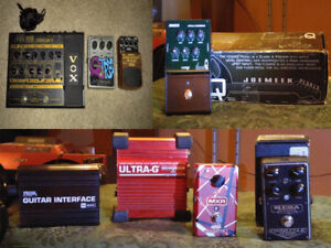 ♪♫ Various Pieces of Music Gear ♫♪
