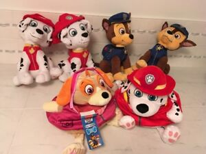 Too Many Paw Patrol Stuffies!!  Make an offer!