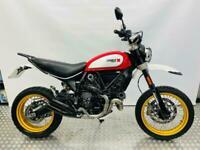 Ducati Scrambler DESERT SLED ABS FULL SERVICE HISTORY !
