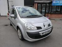 2009 Renault Modus 1.2 16v Expression / Manual / Petrol / Silver