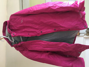 Ladies winter ski jackets