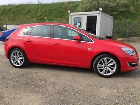 Vauxhall Astra 1.6i SRi 16v ( 115ps ) 13 63 only 17,000 miles