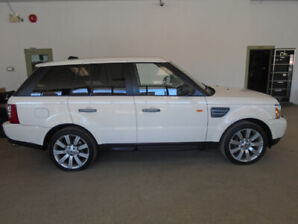 2008 RANGE ROVER SPORT SUPERCHARGED! 400HP! MINT! ONLY $15,900!