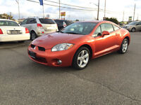 2007 Mitsubishi Eclipse LEATHER! * spotless * low low KMS *
