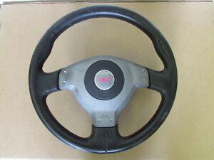 JDM Subaru Impreza WRX STi Version 8 Steering Wheel